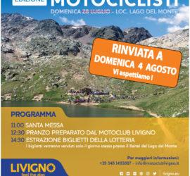 Rinvio 41° Festa dei Motociclisti